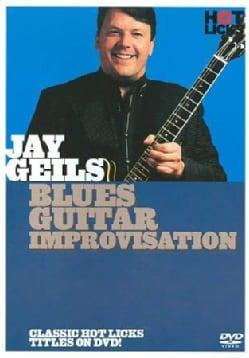 Blues Guitar Improvisation (DVD)