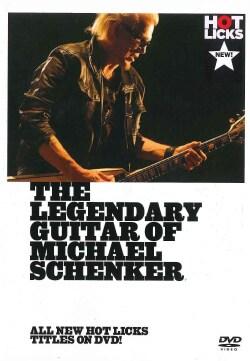 The Legendary Guitar of Michael Schenker (DVD)