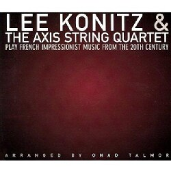 Lee Konitz - Play French Impressionist Music from