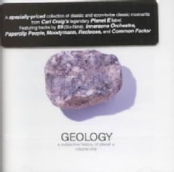 Various - Geology-Subjective History of Planet