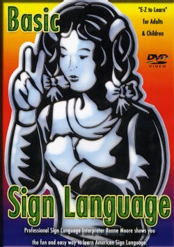 Basic Sign Language (DVD)