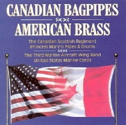 Canadian Scottish - Canadian Bagpipes and American Brass