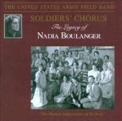 US Army Field Band's Soldiers' Chorus - Boulanger: Legacy of Nadia Boulanger