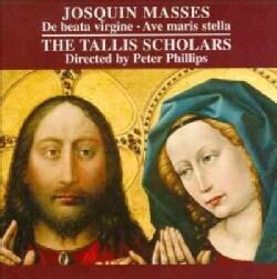 Tallis Scholars - Masses: De Beata Virgine, Ave Maris Stella