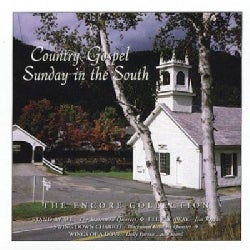 Various - Country Gospel Suday in the South