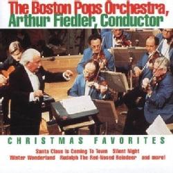 Boston Pops Orchestra - Christmas Favorites