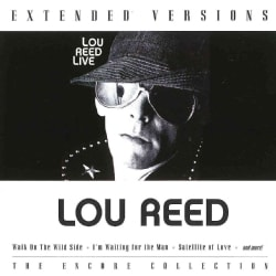 Lou Reed - Extended Versions