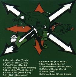 Skankin Pickle - Green Album