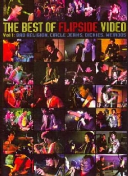 Best of Vol, 1: Bad Religion, Circle Jerks, Dickies, Weirdos (DVD)