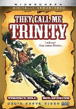 They Call Me Trinity (DVD)