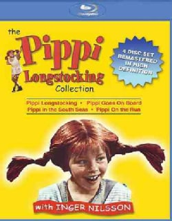 The Pippi Longstocking Collection (Blu-ray Disc)