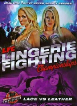 Lingerie Fighting Championships: Lace vs. Leather (DVD)