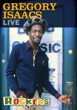 Rockers TV: Gregory Isaacs Live (DVD)