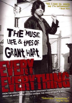 Every Everything: The Music, Life and Times of Grant Hart (DVD)