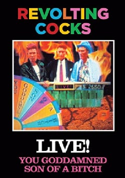 Revolting Cocks: Live!: You Goddamned Son of a Bitch (DVD)