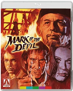 Mark of the Devil (Blu-ray/DVD)