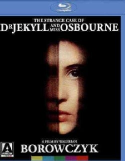 The Strange Case of Dr. Jekyll and Miss Osbourne (Blu-ray Disc)
