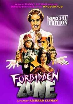 Forbidden Zone (DVD)
