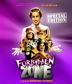 Forbidden Zone (Blu-ray Disc)