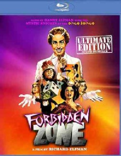 Forbidden Zone: Ultimate Edition (Blu-ray Disc)