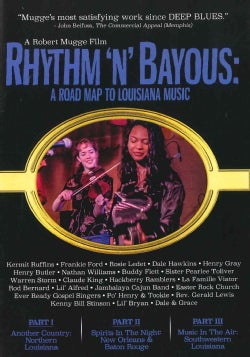 Rhythm 'N' Bayous: A Road Map to Louisiana Music (DVD)
