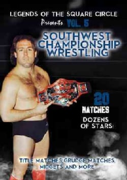 Legends of The Square Circle Presents: Southwest Championship Wrestling (DVD)
