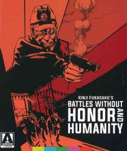 Battles Without Honor and Humanity (Blu-ray Disc)
