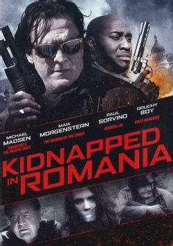 Kidnapped in Romania (DVD)