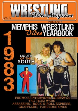 1983 Memphis Wrestling Video Yearbook: Vol. 1 (DVD)
