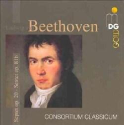 Consortium Classicum - Beethoven: Septet Op. 20, Sextet Op. 81B