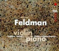 Andreas Seidel - Feldman: Violin & Piano
