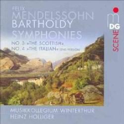 Musikkollegium Winterthur - Mendelssohn: Symphony No. 3 & 4