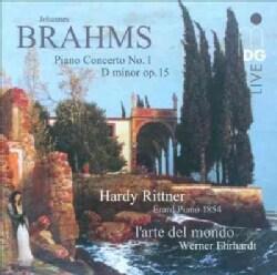 Hardy Rittner - Brahms: Piano Concerto No. 1 Op. 15 D Minor