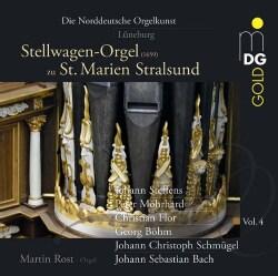 Various - North German Organs Vol. 4, Luneburg