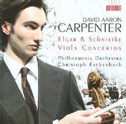 David Aaron Carpenter - Elgar/Schnittke: Viola Concertos