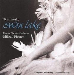 Pyotr Il'yich Tchaikovsky - Tchaikovsky: Swan Lake (Complete Recording)