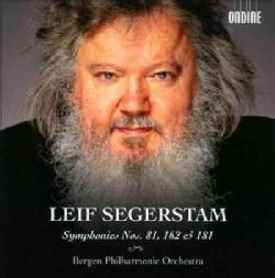 Bergen Philharmonic Orchestra - Segerstam: Symphonies Nos 81, 162 & 181