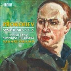 Sakari Oramo - Prokofiev: Symphonies 5 & 6