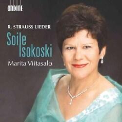 Soile Isokoski - Strauss: Richard Staruss Lieder: Soile Isokoski
