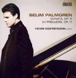 Henri Sigfridsson - Palmgren: Works for Piano