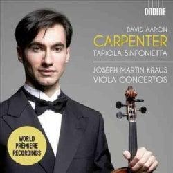 David Aaron Carpenter - Kraus: Kraus Viola Concertos