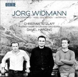 Swedish Royal Symphony Orchestra - Widmann: Violin Concerto/Insel Der Sirenen/Antiphon