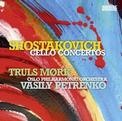Truls Mork - Shostakovich: Cello Concertos Nos. 1 & 2