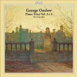 Trio Cascades - Onslow: Complete Piano Trios Vols. 3 & 4