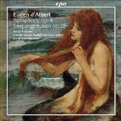 Osnabruecker Symphonieorchester - D'Albert: Symphony Op. 4, Seejungfraeulein Op. 15