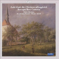 Accademia Daniel - Baroque Bass Cantatas from Central Germany