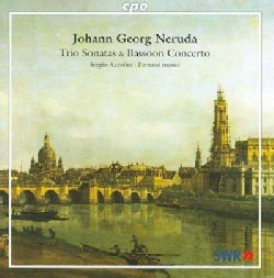 Johann Georg Neruda - Neruda: Trio Sonatas and Bassoon Concerto