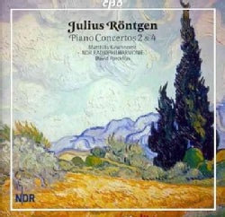 Julius Roentgen - Roentgen: Piano Concertos 2 & 4
