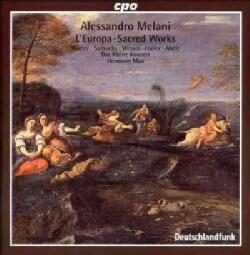 Alessandro Melani - Melani: LEuropa Sacred Works