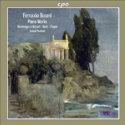 Roland Poentinen - Busoni: Piano Works: Hommages a Mozart, Bach & Chopin